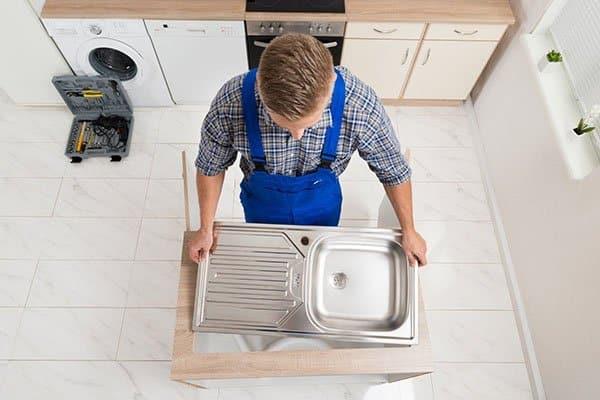 Ugradnja sudopere